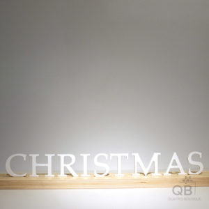 Christmas plastique