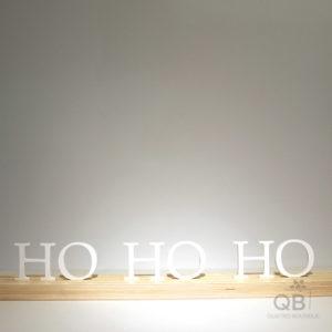 HoHoHo plastique
