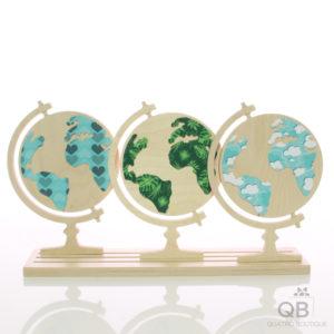 Globe_Trio