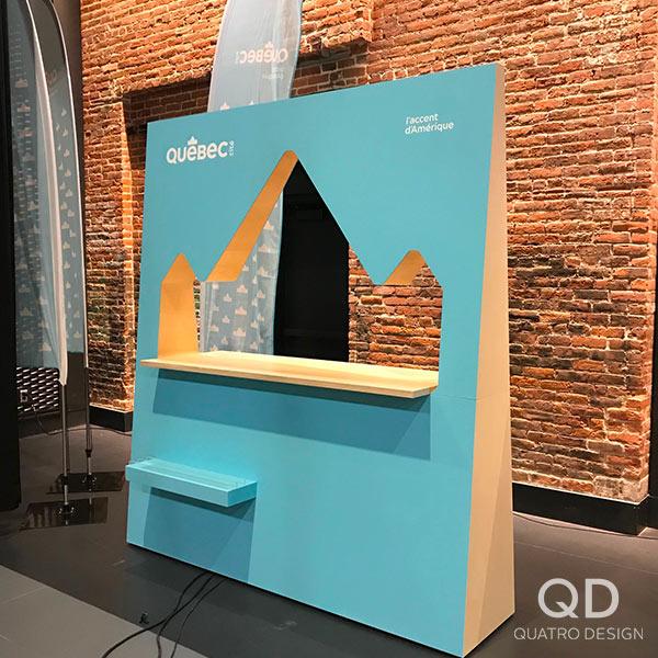 %Quatro Design%Design de présentation